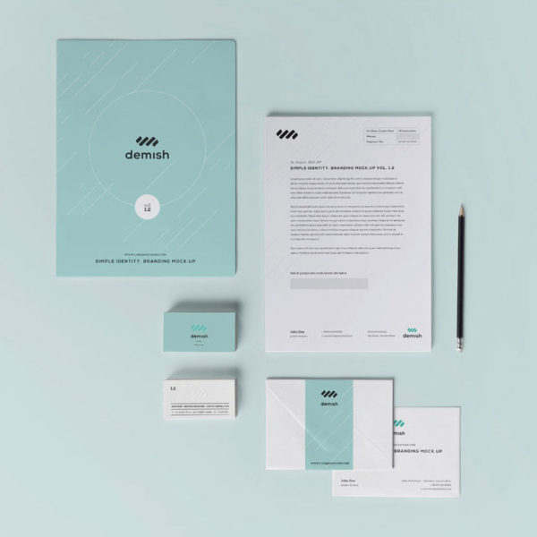 wordpress-designer-theme-blue-stationary